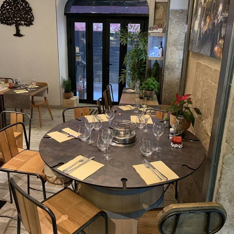 Le Bistro d'Aqui - Restaurant Italien Nice