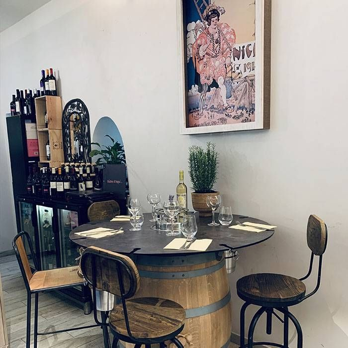 Le Restaurant - Le Bistro d'Aqui - Restaurant Italien Nice